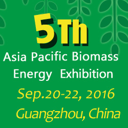 Asia-Pacific Biomass Energy Exhibition, China - September 2016