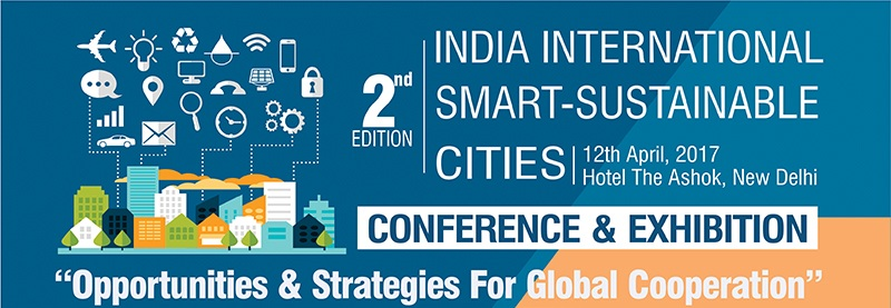India International Smart Sustainable Cities - April 2017